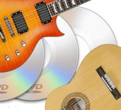 Guitar Lesson DVDs