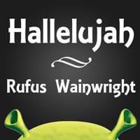 Hallelujah Guitar Lesson – Shrek (Rufus Wainwright)