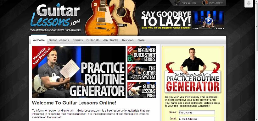 GuitarLessons.com