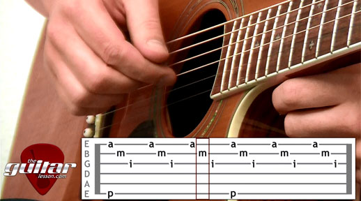 Romanza Guitar Lesson