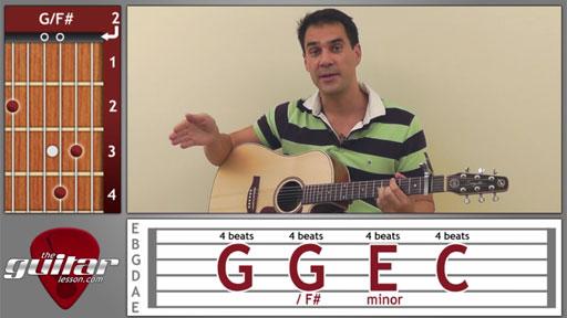 Someone Like You Guitar Lesson - Adele