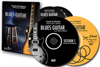 Blues course on DVD