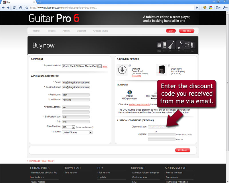 10% Off 1 Item | Groupon Exclusive Guitar Center Coupon