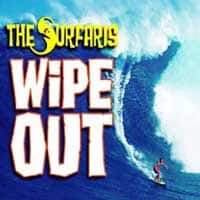 Wipeout guitar lesson Surfaris