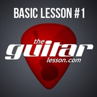 Guitar Basics – Beginner Guitar Lesson #1