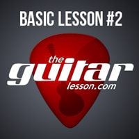 Guitar Chords – Beginner Guitar Lesson #2