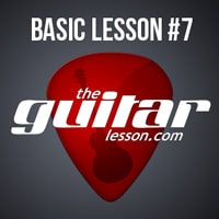 Bar (Barre) Chords – Beginner Guitar Lesson #7