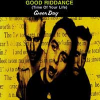 Good riddance guitar lesson