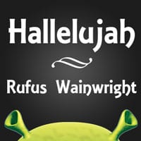 hallelujah by rufus wainwright