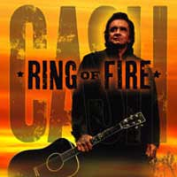how to play ring of fire on acoustic guitar