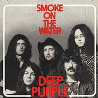 Smoke on the Water Guitar Lesson - Deep Purple
