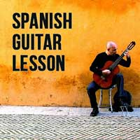 Spanish Guitar Lesson – Flamenco, Malaguena