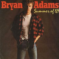 Summer of 69 guitar lesson Bryan Adams