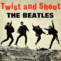 Twist and shout guitar lesson