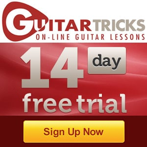 14 free trial at GuitarTricks.com