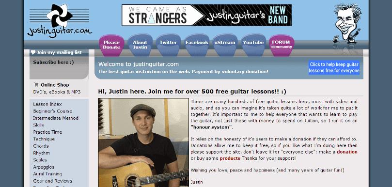 JustinGuitar.com