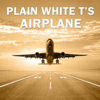 Airplane Guitar Lesson – Plain White T's