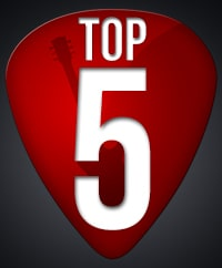 top 5 guitar song lessons