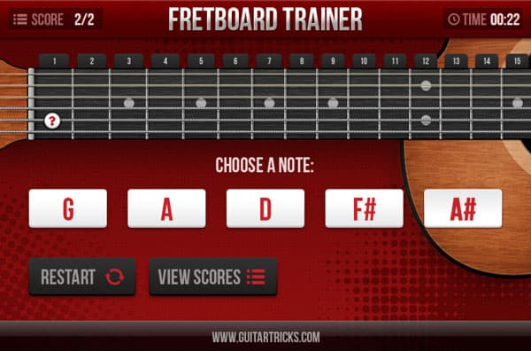 5 Guitar Games To Help You Learn Guitar Theguitarlesson