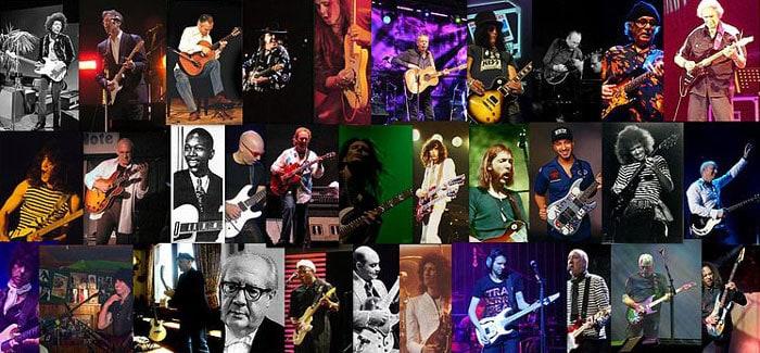 great guitarists