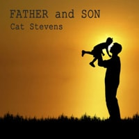 Father and Son Guitar Lesson - Cat Stevens