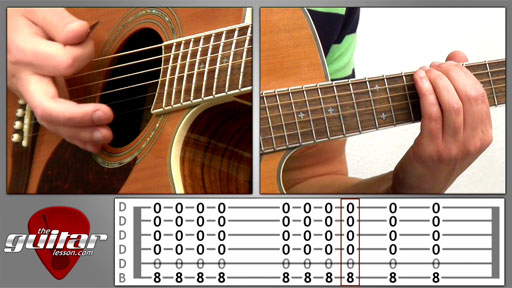 Iris Guitar Lesson - Goo Goo Dolls - TheGuitarLesson.com