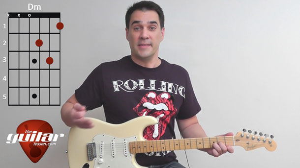 Paint It Black Guitar Lesson The Rolling Stones Theguitarlesson