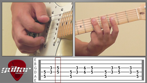 Guitar guitar tabs smoke on the water : Smoke on the Water Guitar Lesson - Deep Purple - TheGuitarLesson.com