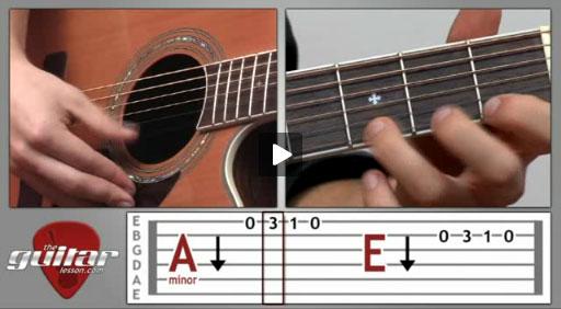 Spanish Guitar Lesson - Flamenco, Malaguena - TheGuitarLesson.com