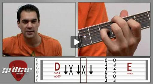 Viva La Vida Guitar Lesson Coldplay Theguitarlesson