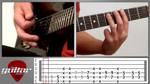 When I Come Around Guitar Lesson - Green Day - TheGuitarLesson.com