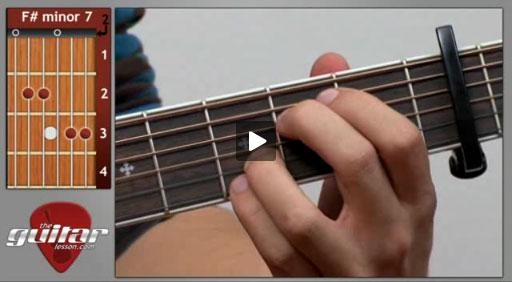 Wonderwall Guitar Lesson - Oasis - TheGuitarLesson.com